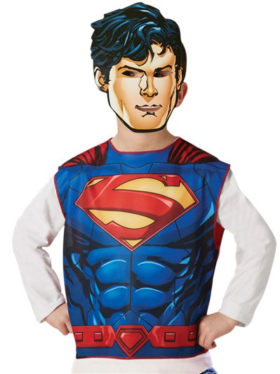 Superman Kit - Child Costume