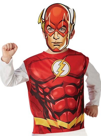 Flash Kit - Child Costume