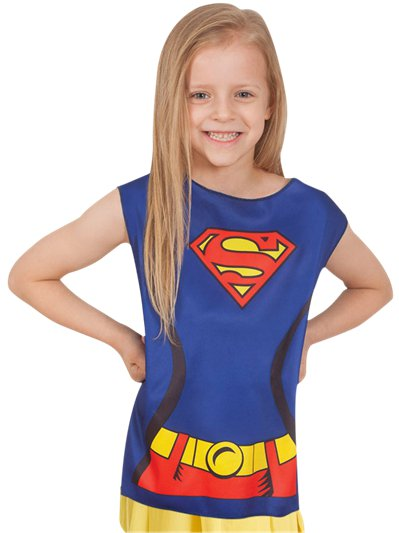 Supergirl Kit - Child Costume