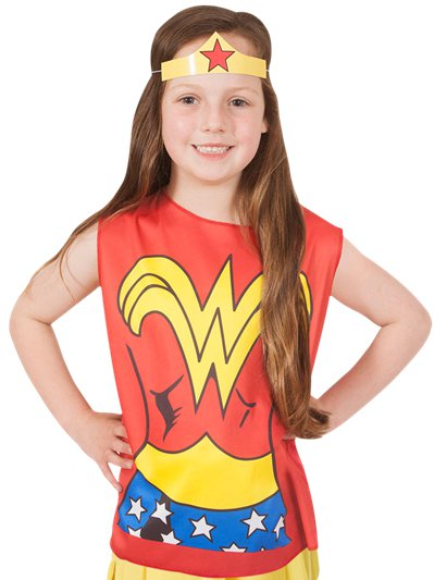 Wonder Woman Kit - Child Costume