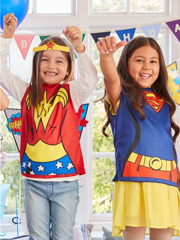 Wonder Woman Kit - Child Costume left