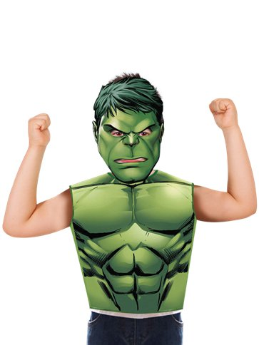 Hulk Kit - Child Costume front