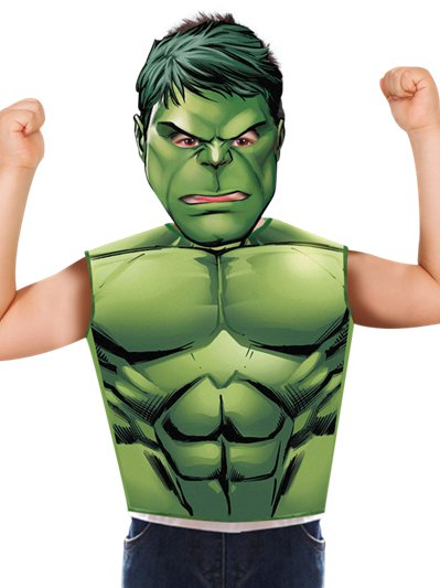 Hulk Kit - Child Costume