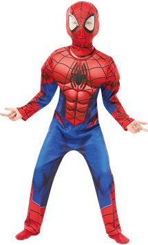 Spider-Man Deluxe - Child Costume