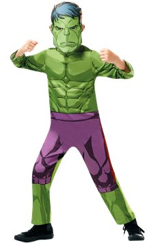 Hulk - Child Costume