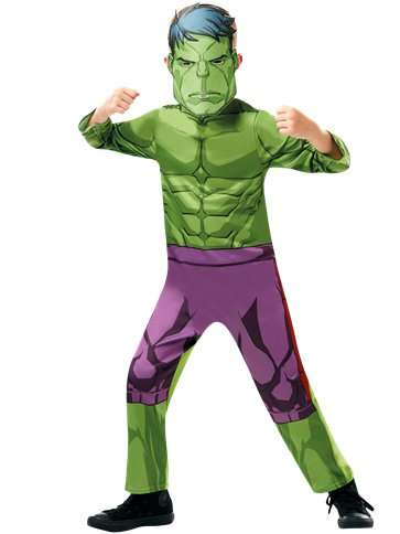 Hulk - Child Costume front