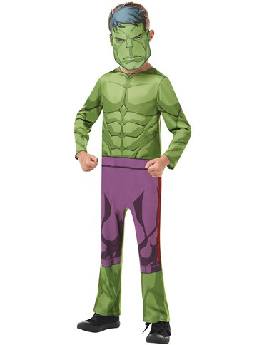 Hulk - Child Costume left