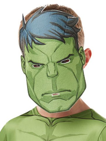 Hulk - Child Costume right