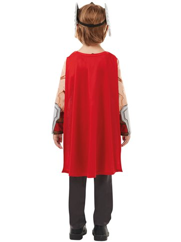 Thor - Child Costume back