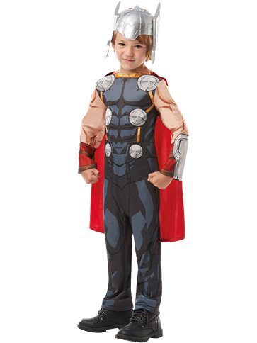 Thor Child Costume Party Delights