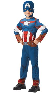 Captain America - Child Costume