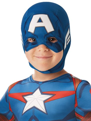 Captain America - Child Costume left
