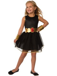 Black Widow Tutu Dress