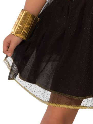 Black Widow Tutu Dress - Toddler & Child Costume left