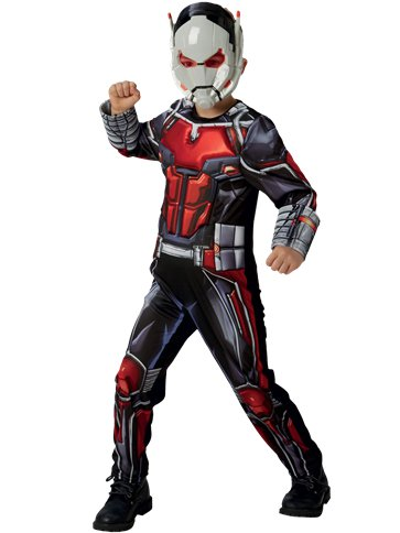 Ant-Man Deluxe - Child Costume front