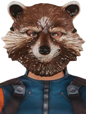 Rocket Raccoon - Child Costume left
