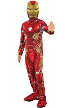 Iron Man Infinity War - Child Costume