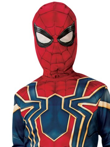 Iron Spider Infinity War - Child Costume left