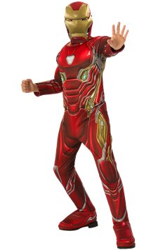 Iron Man Infinity War Deluxe - Child Costume