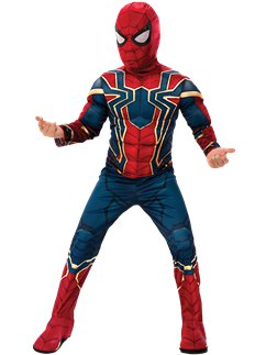 Iron Spider Infinity War Deluxe - Child Costume