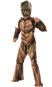 Teen Groot Infinity War Deluxe - Child Costume
