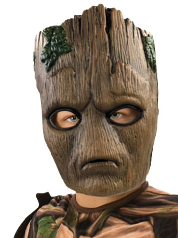 Teen Groot Infinity War Deluxe - Child Costume left