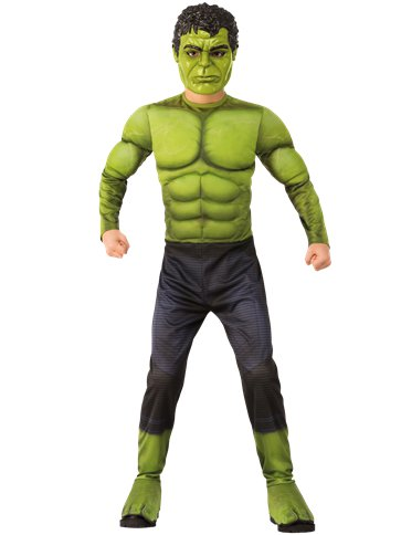 Hulk Infinity War Deluxe Child Costume Party Delights