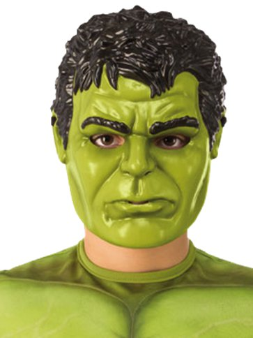 Hulk Infinity War Deluxe - Child Costume left