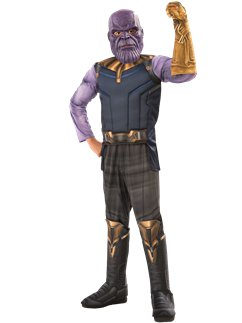 Thanos Infinity War Deluxe - Child Costume
