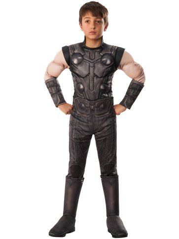 Thor Infinity War Deluxe - Child Costume front