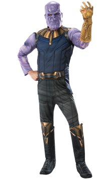 Thanos Infinity War Deluxe - Adult Costume
