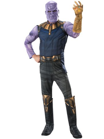 Thanos Infinity War Deluxe - Adult Costume front