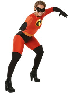 Mrs Incredible - Adult Costume