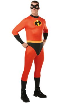 Mr Incredible - Adult Costume