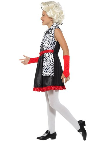 Evil Little Madam - Child Costume left