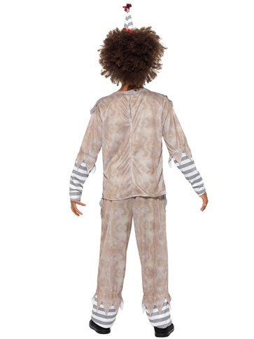 Vintage Clown Boy - Child Costume right