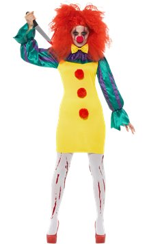 Penny The Clown - Adult Costume