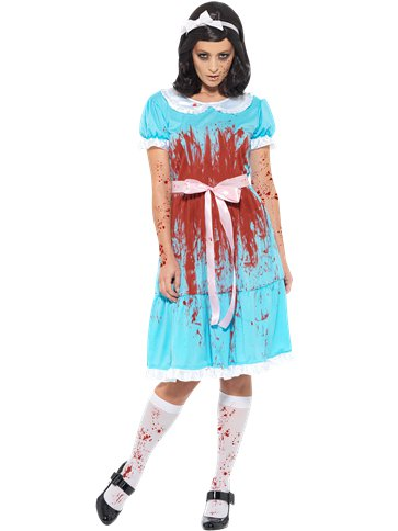 Bloody Murderous Twin- Adult Costume front