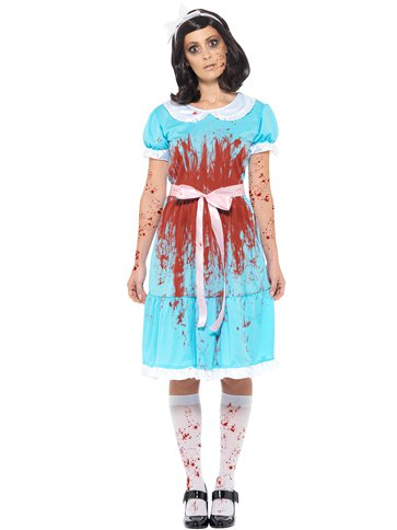 Bloody Murderous Twin- Adult Costume left