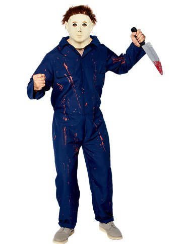 Halloween H2O Michael Myers front