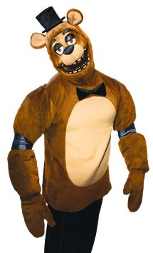 Five Nights at Freddys - Adult Costume