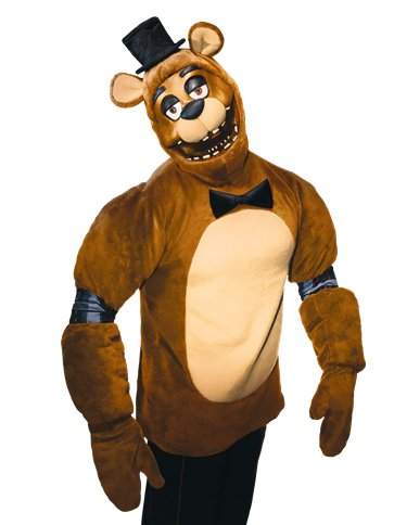 Five Nights at Freddys - Adult Costume front