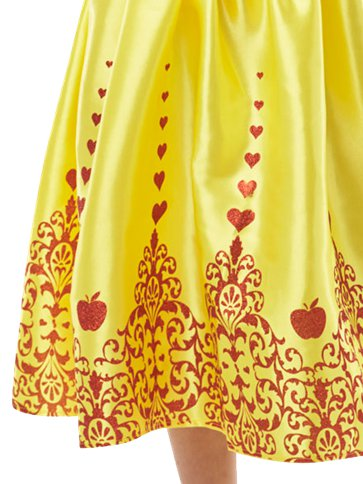 Disney Snow White Deluxe - Child Costume back