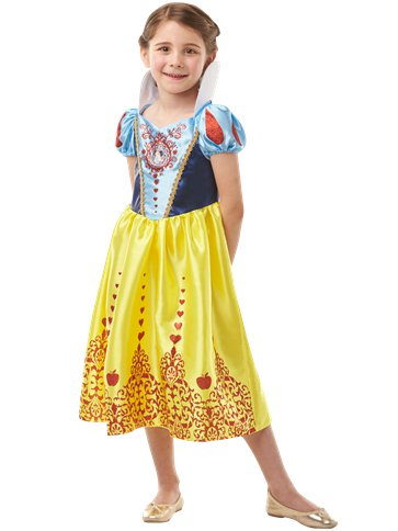 Disney Snow White Deluxe - Child Costume front
