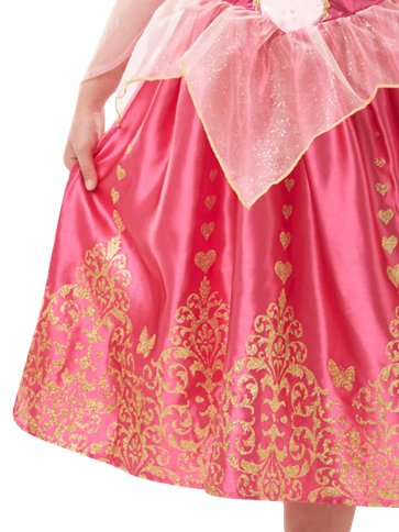 Disney Sleeping Beauty Deluxe - Child Costume back