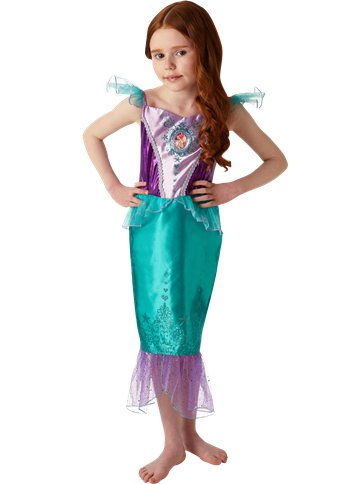 Disney Ariel Deluxe - Child Costume front