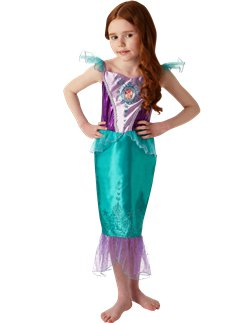 Disney Ariel Deluxe  sc 1 st  Party Delights & Mermaid Costumes | Party Delights