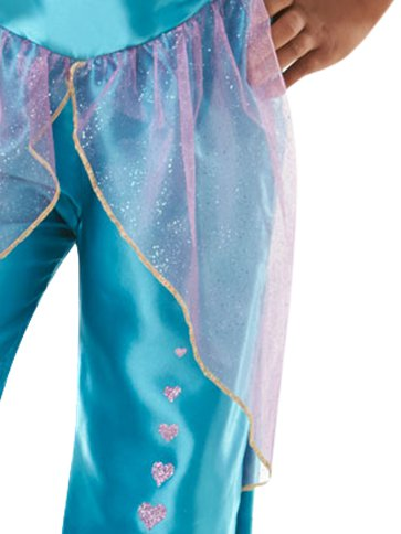 Disney Jasmine Deluxe - Child Costume back
