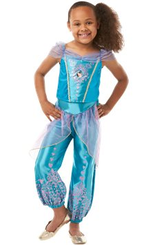 Disney Jasmine Deluxe - Child Costume