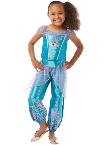 Disney Jasmine Deluxe - Child Costume front